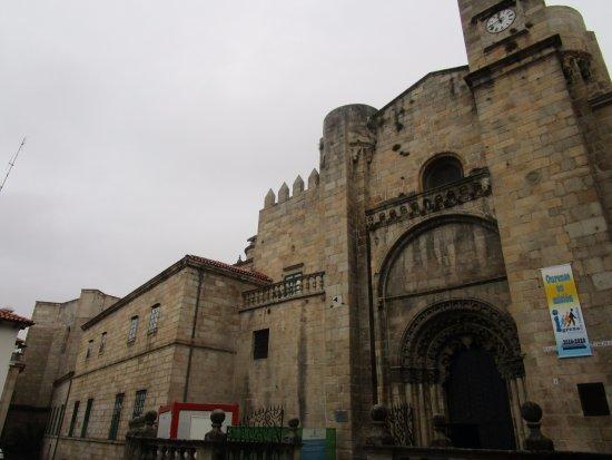 Catedral de Ourense: vista exterior
