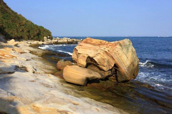 Xinbei, Taiwan: 神祕海岸