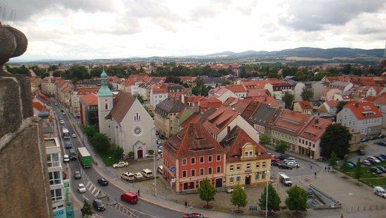 Bautzen, Allemagne : Вид с башни