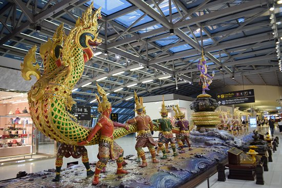King Power Suvarnabhumi Airport