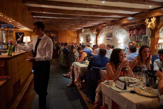 La grange saint lary soulan restaurantanmeldelser tripadvisor - Restaurant la grange saint lary ...