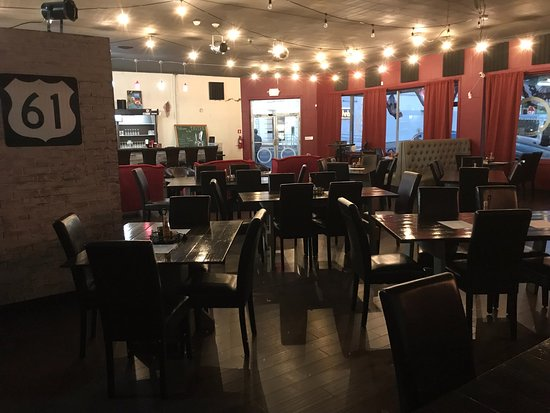 Helena, AR: Restaurant