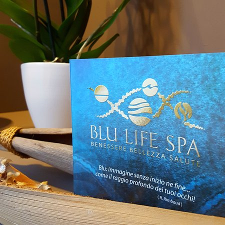 San Lazzaro di Savena, Italy: Blu Life SPA - Reception
