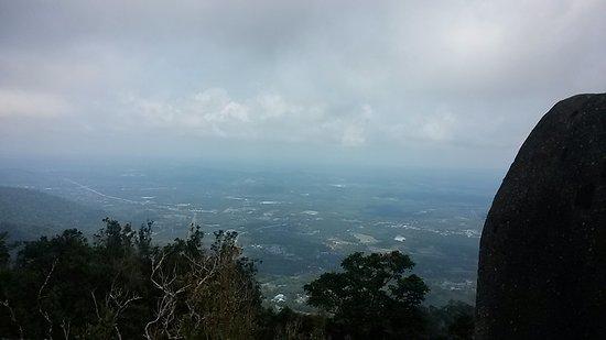 Negeri Sembilan, Malaysia: pemandangan dari atas