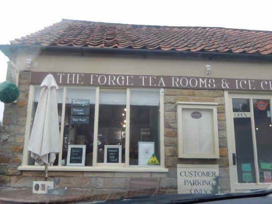 Hutton le Hole, UK: The Forge Tea Room
