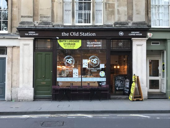 Groupon The Old Station Cafe