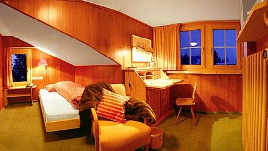 arlenwald hotel einzelzimmer unter dem dach dusche wc - Dusche Unterm Dach