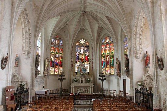 Chapelle Notre-Dame-de-Pitié | Longny-au-Perche, Orne, Normandie, France