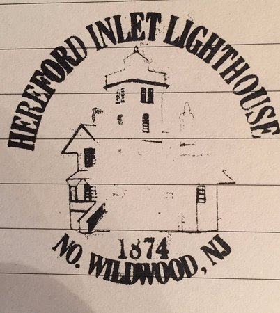 "Hereford Inlet Lighthouse: ""Passport stamp"" available"