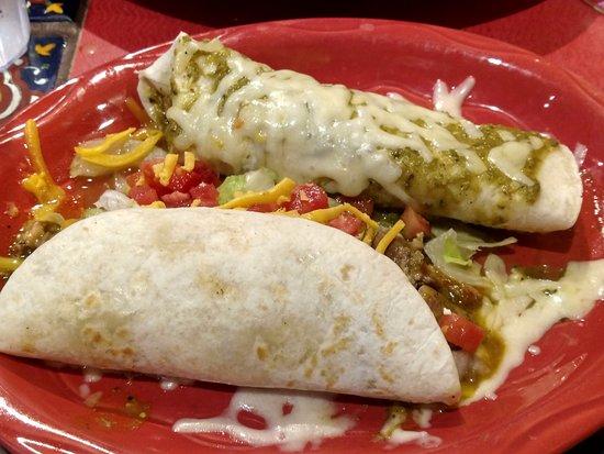 Northborough, Μασαχουσέτη: Burrito and Taco