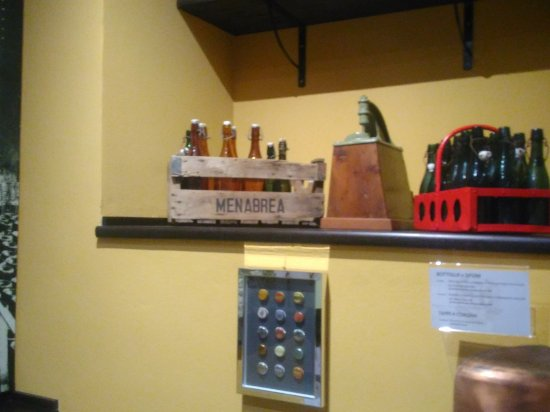 Museo Casa Menabrea: Interno Museo