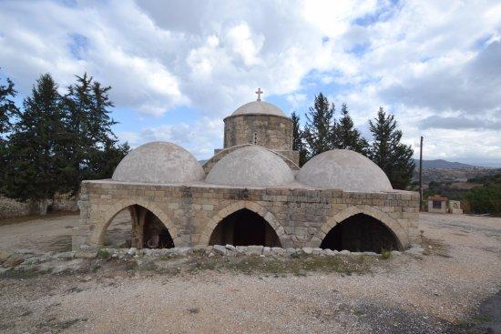 Kritou Terra, Cyprus: st ekaterini