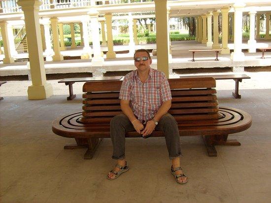 Klai Kang Won Palace: Летняя королевская резиденция.
