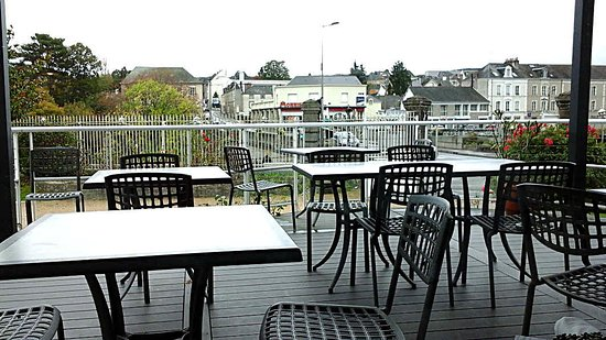 Restaurant Le Grand Hotel Mayenne