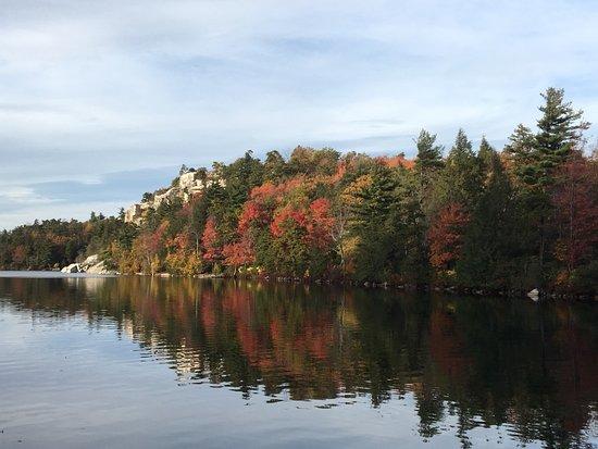 Kerhonkson, NY: Lake Minnewaska