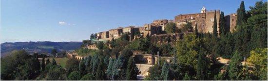 Otricoli, Italia: vista dalle terrazze del B&B