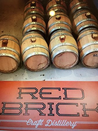 Red Brick Distillery