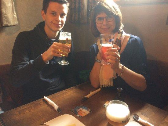 Fouron-le-Comte, Belgium: Proost!