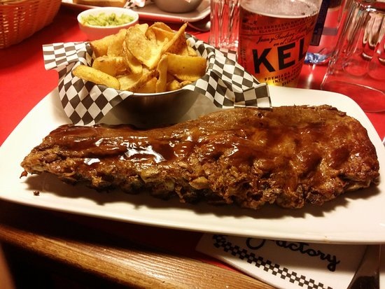 American Food Factory: Ribs