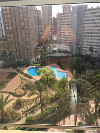 Sandos Monaco Beach Hotel Spa Benidorm Spain