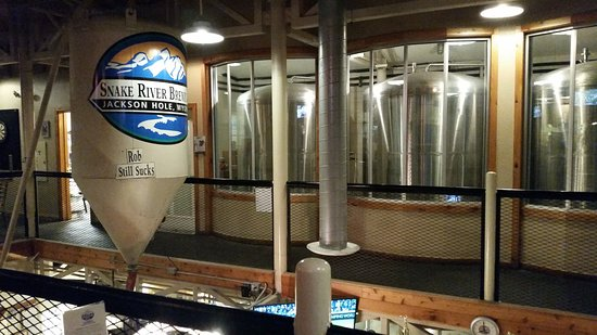 Snake River Brewing: Interior