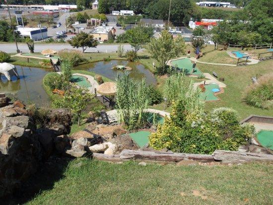 Tropical Gardens Mini Golf