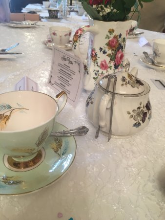 The Poppins Tea Room Horwich