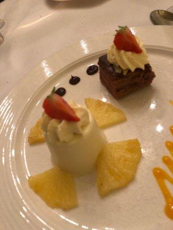 Imperial Hotel Torquay Restaurant Menu