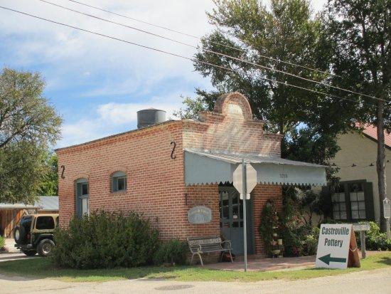 Castroville, Teksas: 1901 Meat Market