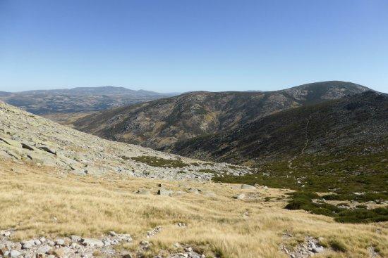 Navalperal de Tormes, Spain: De paden zijn meestal goed zichtbaar