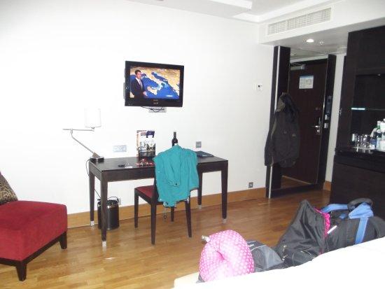 Radisson Blu Elizabete Hotel: Desk