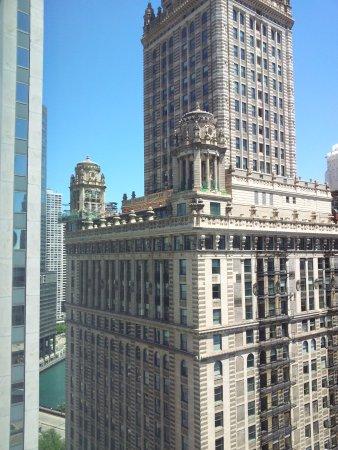 theWit Chicago - a DoubleTree by Hilton Hotel: Vue de la chambre côté lac