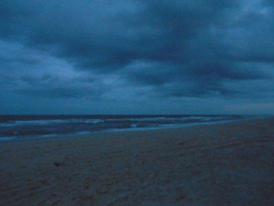 Spray Beach Hotel: sunset