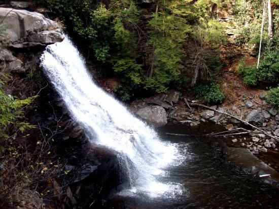 Swallow Falls State Park: Swallow falls