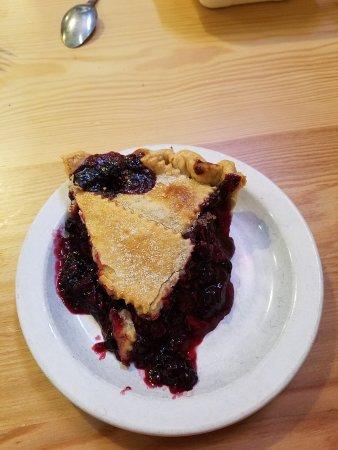 Loula's: Huckleberry Pie
