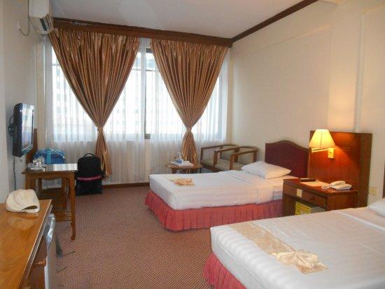 Panorama Hotel: chambre 609