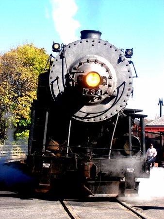 Frostburg Depot: Train Depot