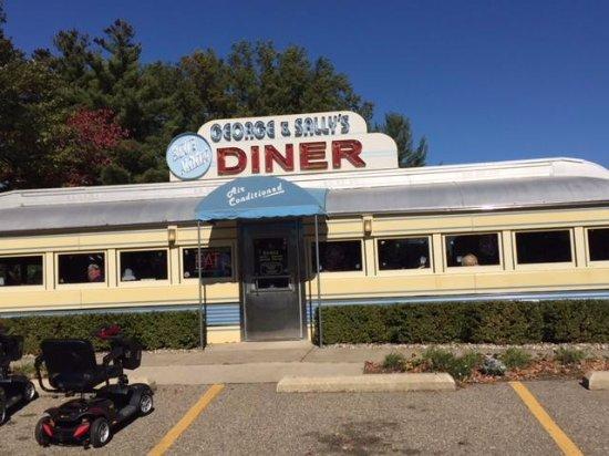 Hickory Corners, MI: Vintage diner