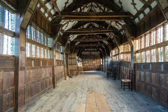 Congleton, UK: The Long Gallery