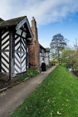 Congleton, UK: The river walk