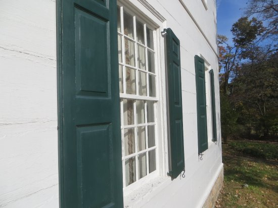 Morristown, NJ : Shutters on Ford House