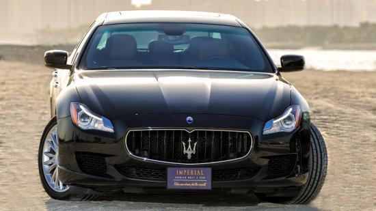 Imperial Premium Rent a Car