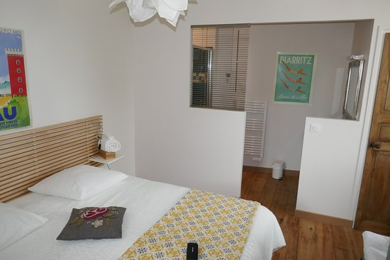 Castetnau-Camblong, France : kamer op de verdieping