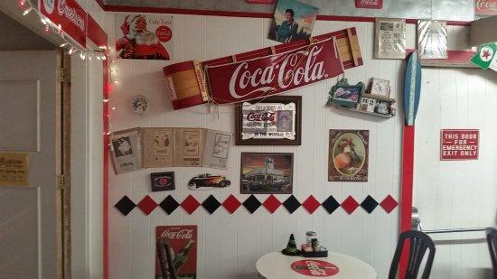 Gardner, MA: Coke wall