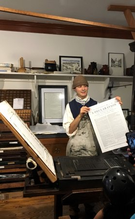 The Printing Office of Edes & Gill: photo0.jpg