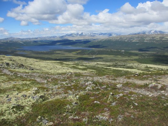Eastern Norway, Norway: Rondane National Park