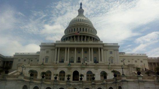 Capitol Hill: Imponente Capitolio