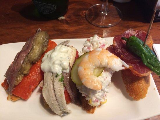 Ciudad Condal Restaurant: Tasty and fresh