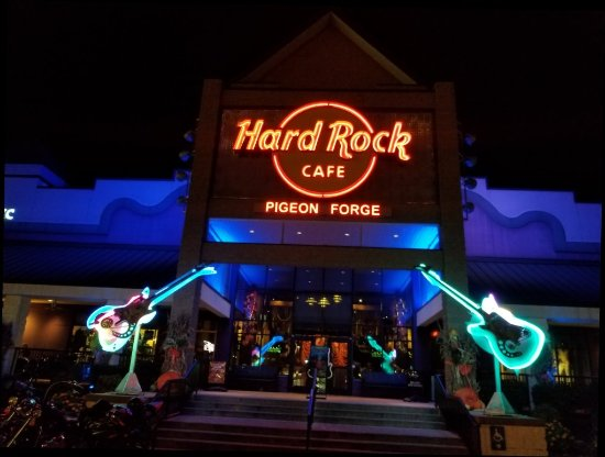 Hard Rock Cafe Pigeon Forge Restaurant Reviews Phone