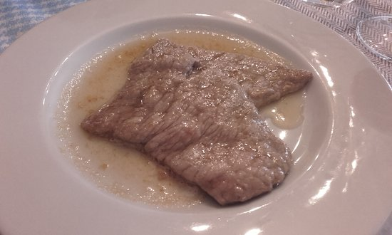 Marene, Italien: scaloppina